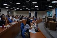 教學實踐研究系列研習,由電機系副教授楊淳良分享