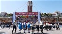 童軍團10人國慶日服務活動