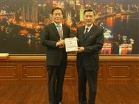 葛校長赴重慶大學賀校慶 促成第233所姊妹校締結
