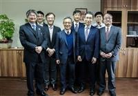 日本岡山大學副校長佐野寬來訪 加強兩校間的學術合作交流