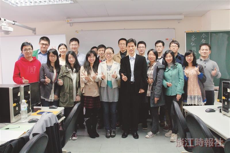 浙大竺可楨學院來訪 拔尖學生交流