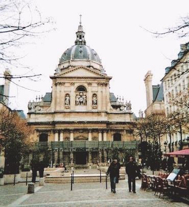 姊妹校on air-37  法國巴黎第四大學