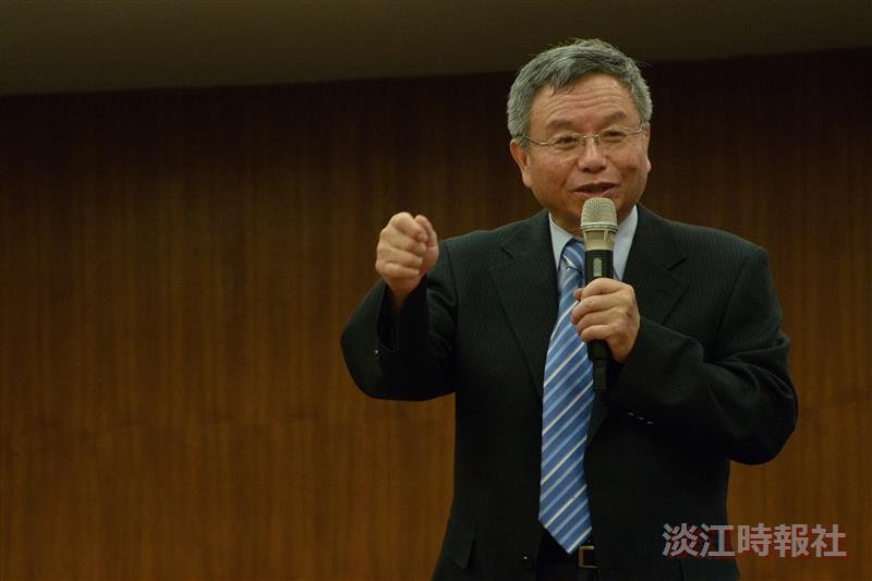 前衛生署署長楊志良講座