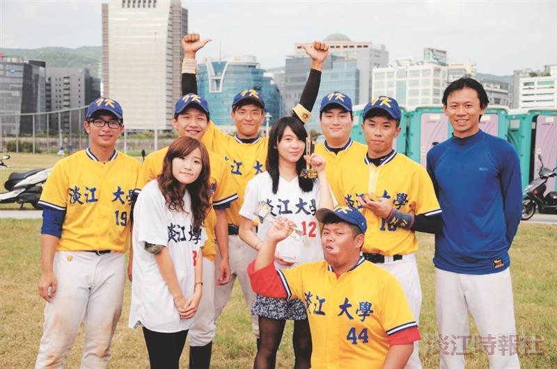 棒球校隊風光奪冠4人稱王 抱回5項獎座