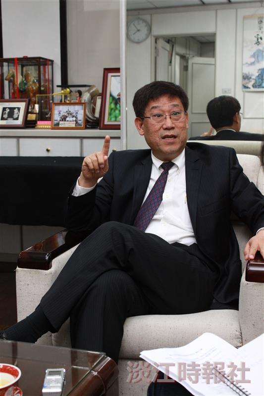 專訪僑委會副委員長