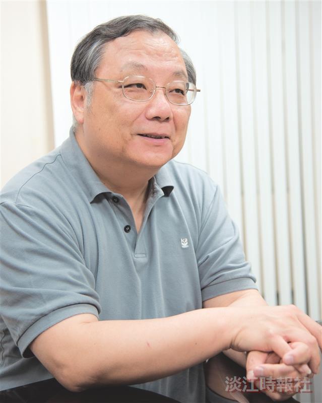 工研院知識經濟與競爭力研究中心主任杜紫宸 用人生經驗傳授年輕世代 競爭力靠自我建構