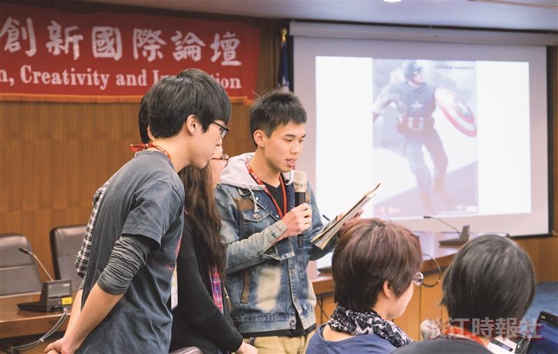 2014坎城創意節 網路青年創意賽 本校生勇奪季軍