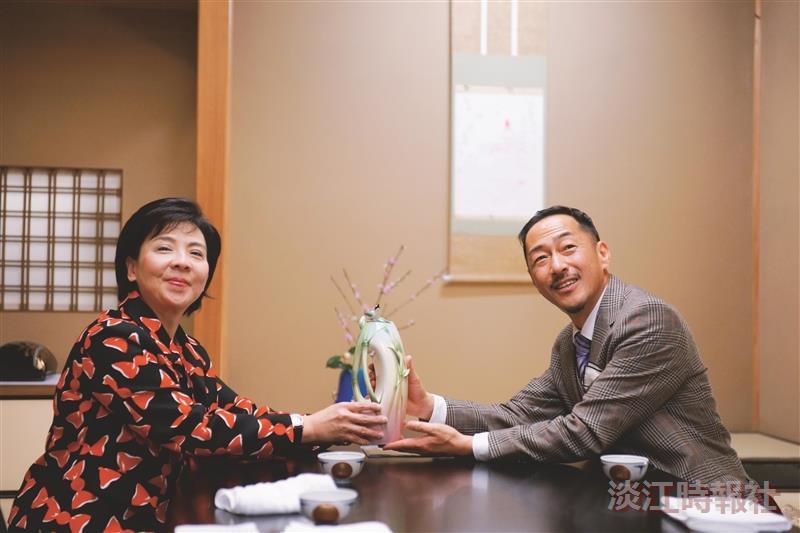 TKU Visits 3 Sister Schools in Japan