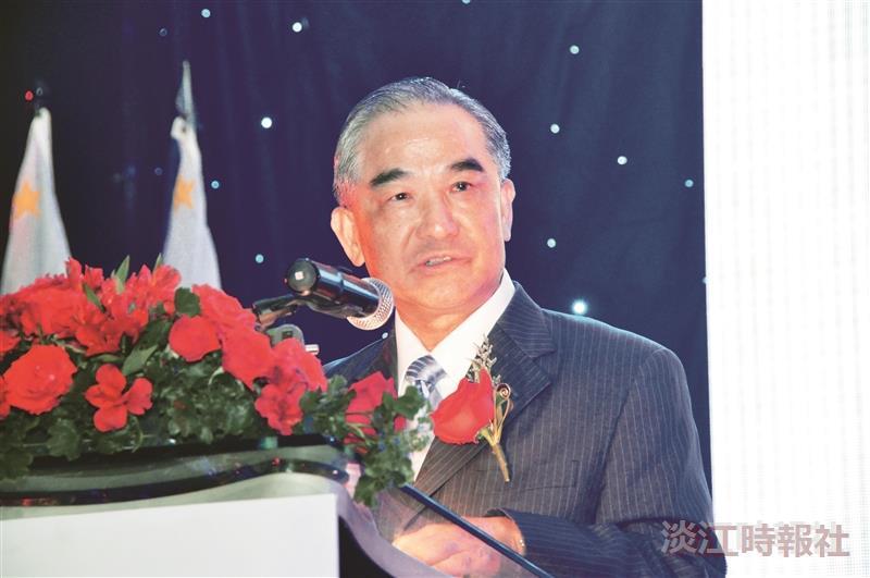 中華民國駐菲律賓代表林松煥 靈活外交手腕 捍衛國家主權