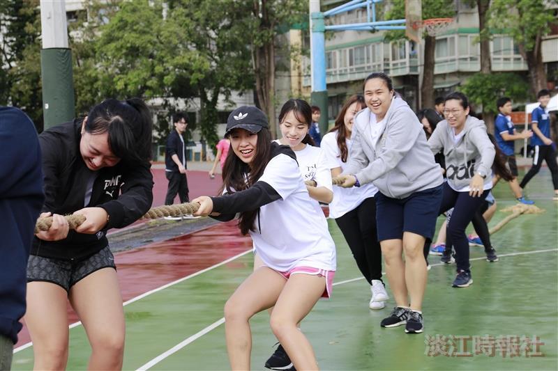 67週年校慶運動會-拔河