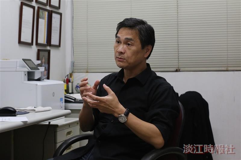 104 學年度特優導師機電系教授李宗翰