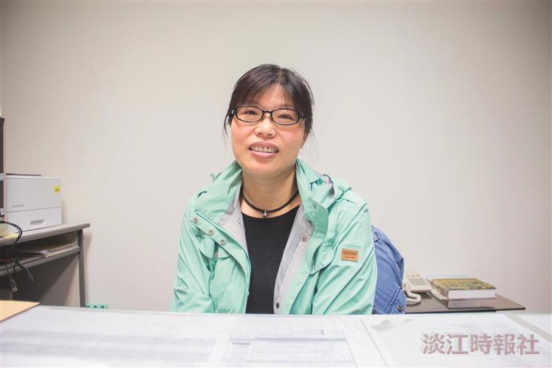 管科系教授陳水蓮