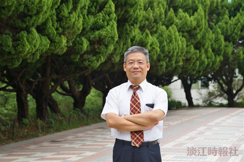 卓爾不群專訪,元培醫大校長林志城