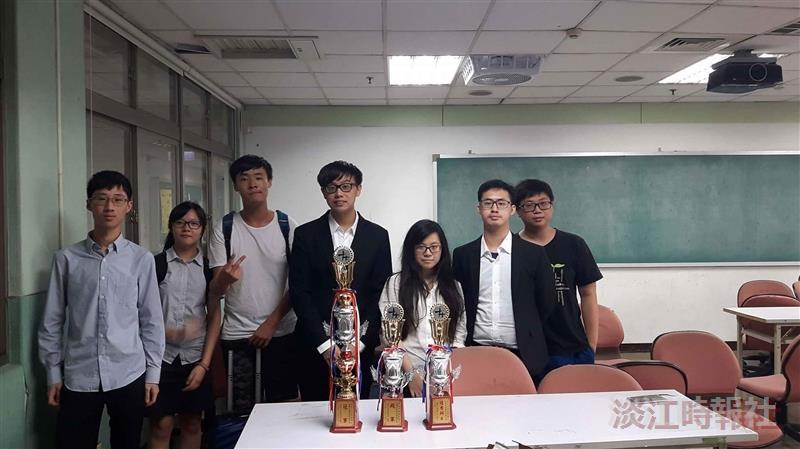 健言社首度拿下臺大健言社主辦「全國菁英盃辯論賽」3獎