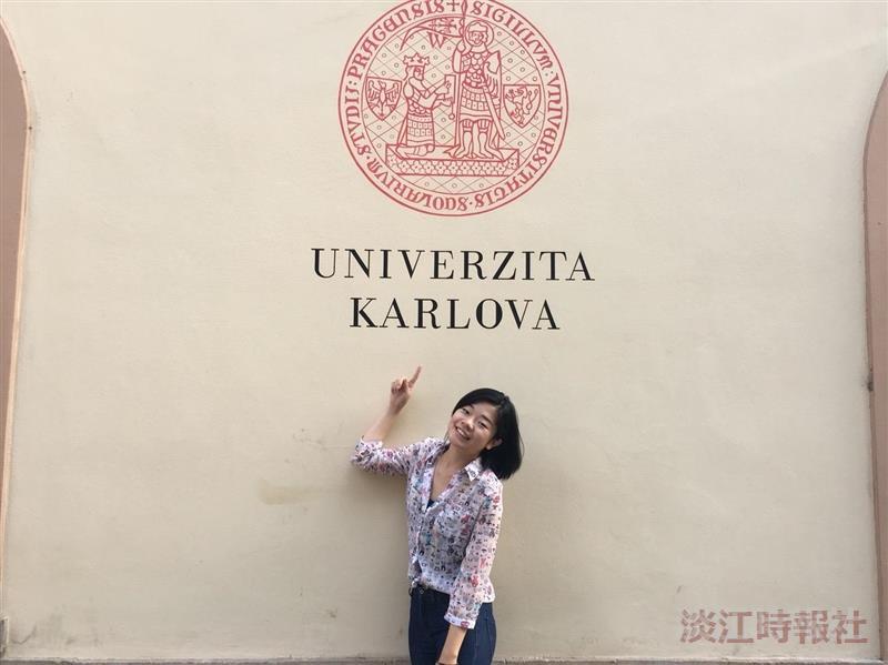 【留學傳真】在童話世界中遇到樸克臉 黃詩淇捷克體驗東歐文化