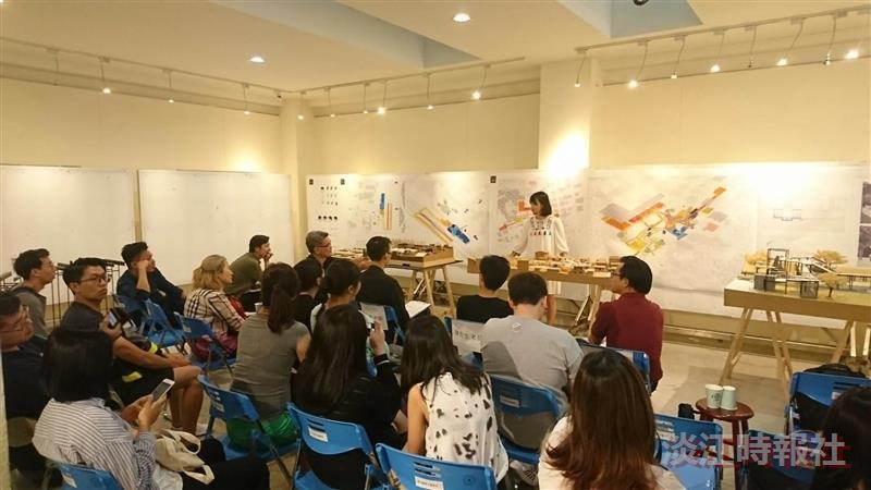 建築系於5月26日至28日於黑天鵝展示廳舉辦「最終正評」