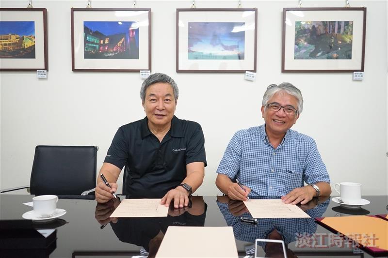 瀚荃集團產學合作簽約儀式