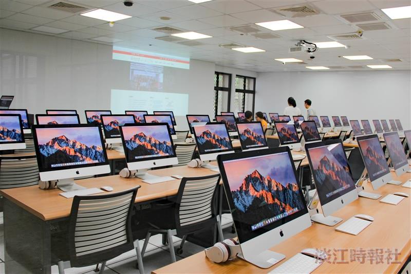 資訊處 mac 教室