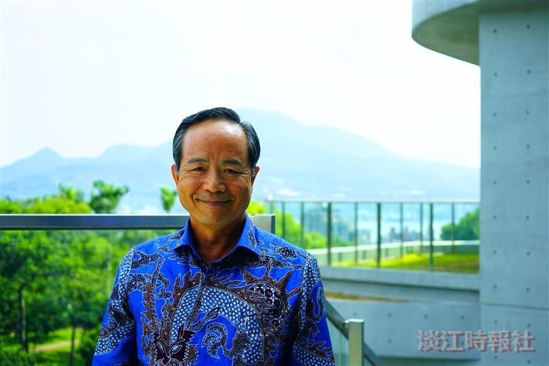 駐印尼代表處大使陳忠