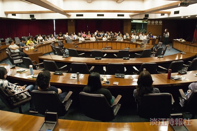 女教職聯誼會「趣遊北海道」講座