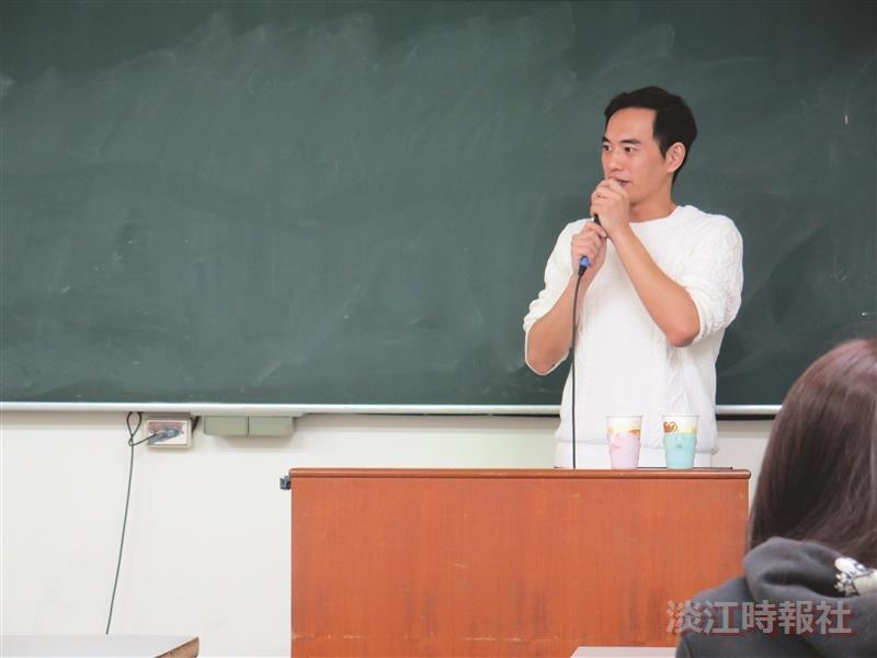 商管高教傳播專業菁英  盛大開講