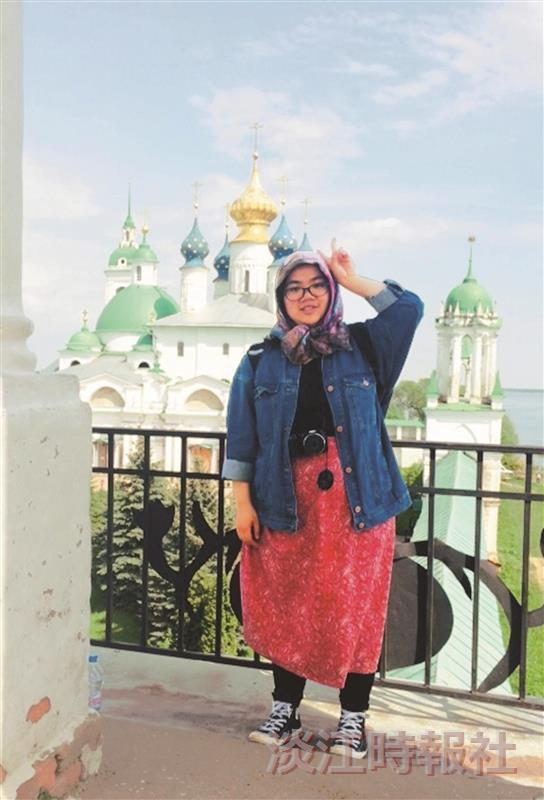 黃心瑀融入俄國生活 文化衝擊中成長