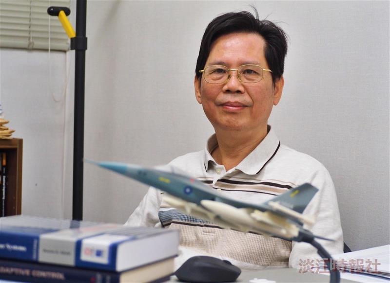 【105學年度教學特優教師】航太系教授蕭照焜