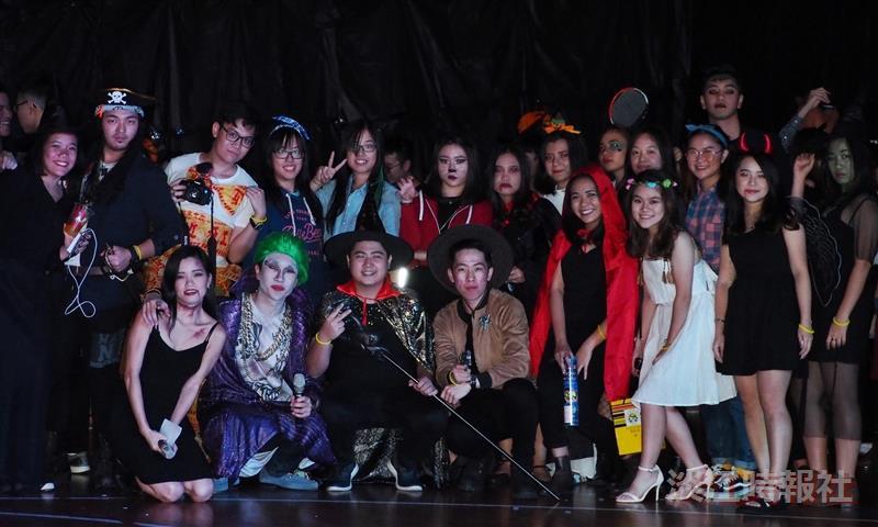 10/25 18:30-21:30「Halloween Festival」