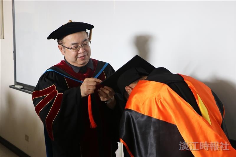 2017 七院自辦畢業典禮 溫馨熱鬧