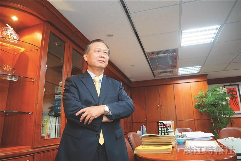 臺灣企銀總經理周燦煌 以科技帶動金融創新