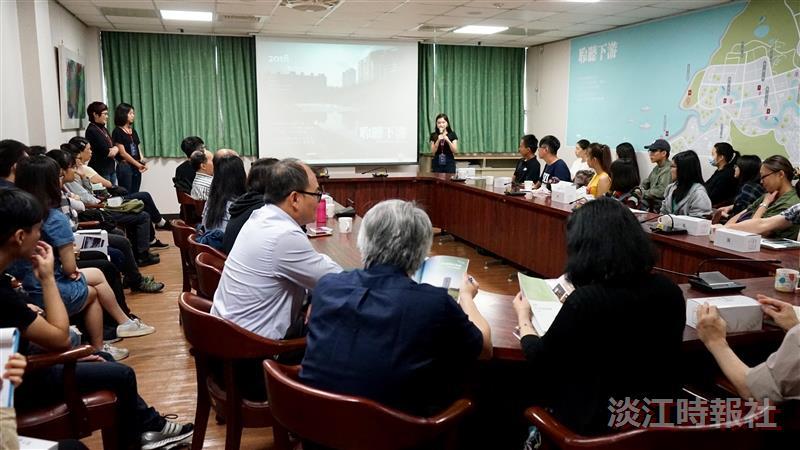 中文系田調研究室用影像紀錄公司田溪