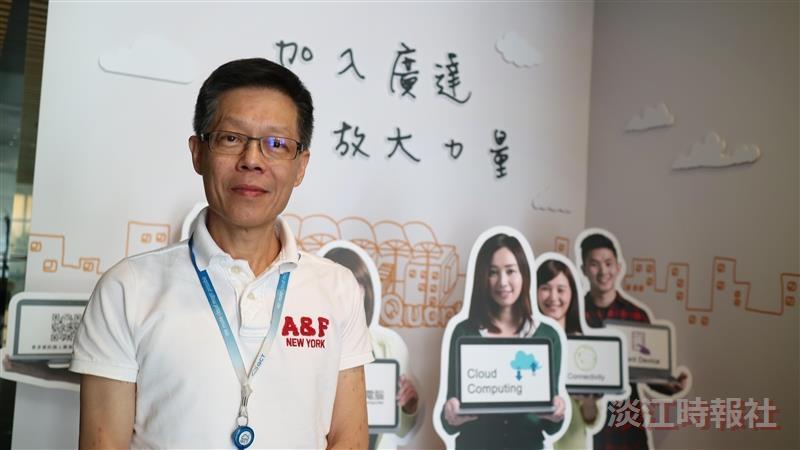 雲達科技總經理楊晴華