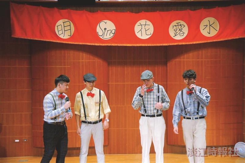 經產獎歌唱賽 王薏晴二連霸冠軍