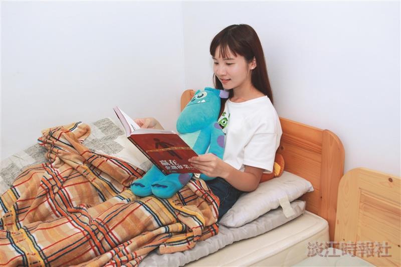 Weclome!精彩生活在淡江-日常生活篇
