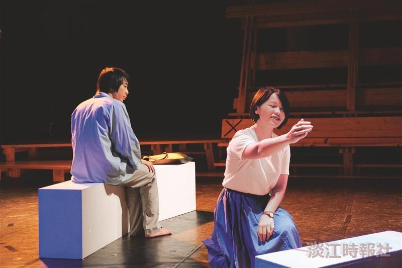 實驗劇團期末公演 探討3議題