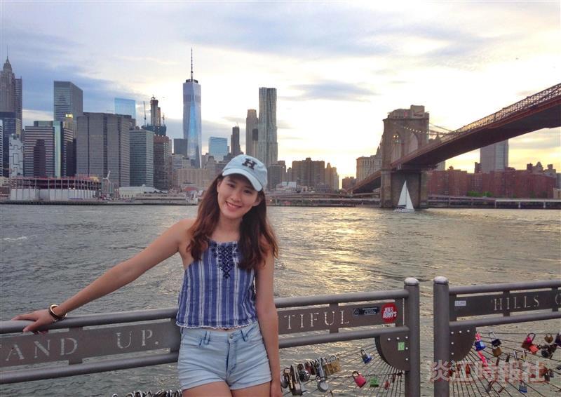 武臻:我在美國 看見臺灣之美