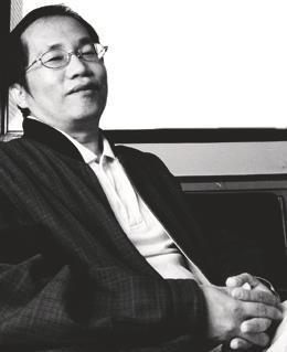 公行系教授林聰吉 自我鞭策 循循善誘栽桃李