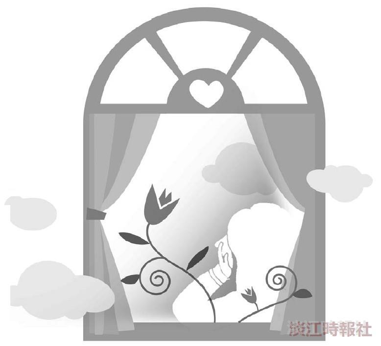 中文人,多浪漫