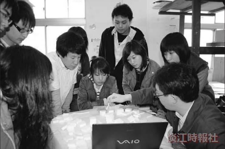 找建築師 讀建築系──就會想到淡江自由與創意 建築生留學加分