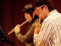 管樂社室內音樂會 打擊表演俏皮獲好評