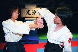發源於日本的合氣道隱含武士道精神。