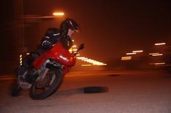 參加機研社,可精進騎車技巧,並保護自身安全。