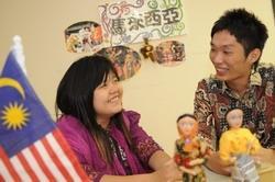 馬來西亞同學會凝聚在淡江求學的馬來西亞僑生及外籍生,讓在異鄉求學的她們倍感窩心。