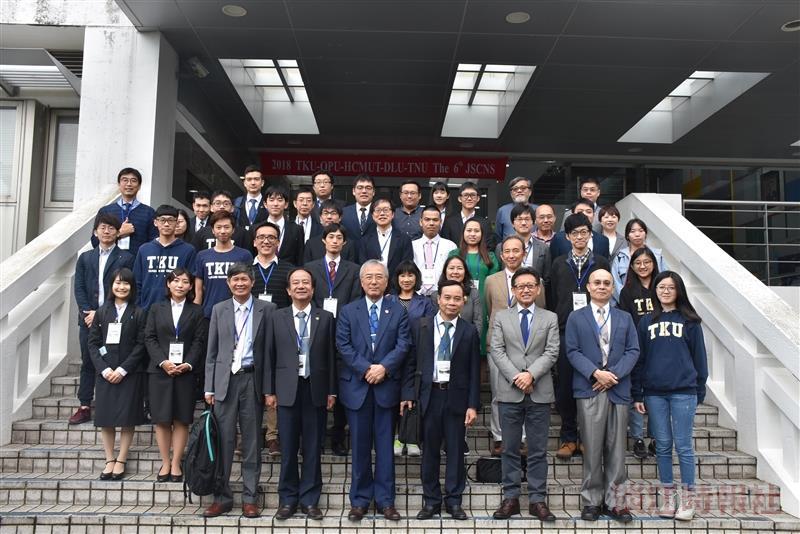 化學系舉辦三國五校會議