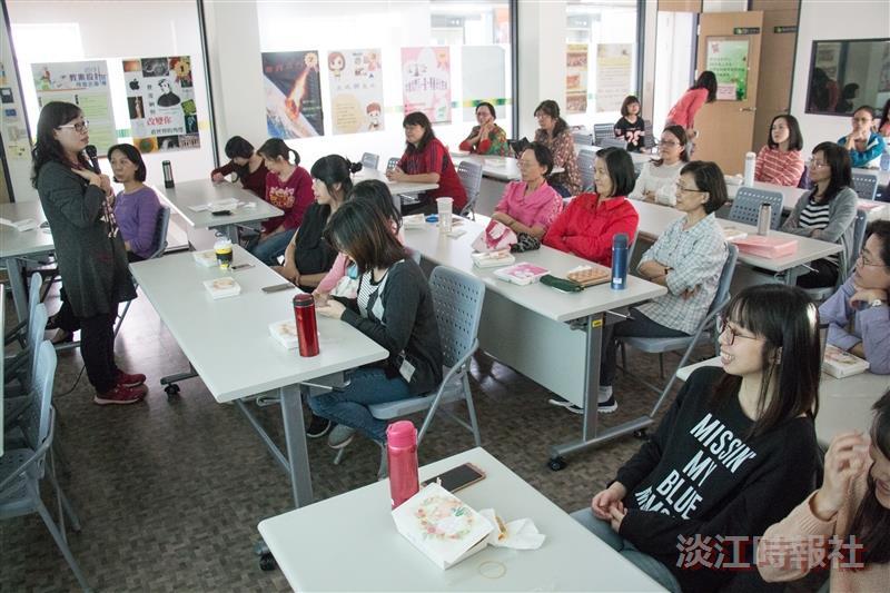 女聯會舉辦「799公里的西班牙朝聖之路」講座