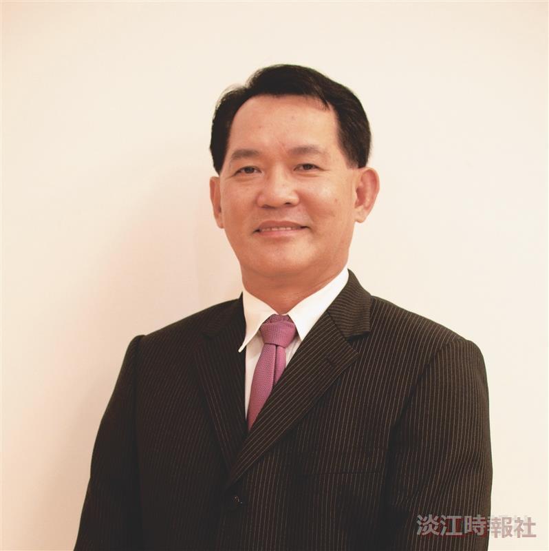 淡江菁英李子松獲教部全球留臺傑出校友獎