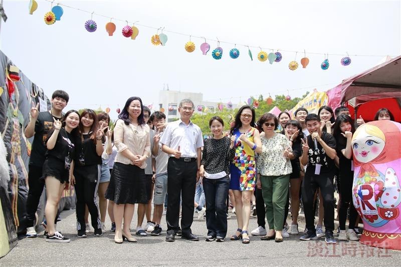 聯合外語週:微醺嘉年華