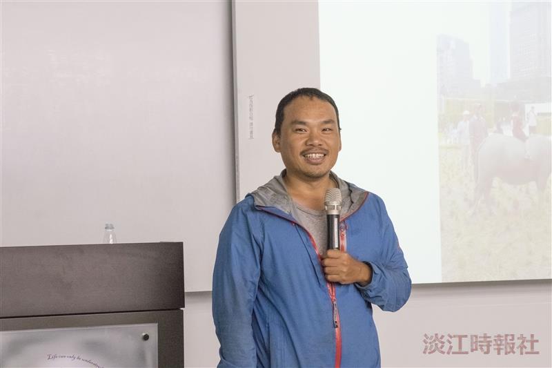 鄧建邦 城市未來通識課邀請楊儒門演講