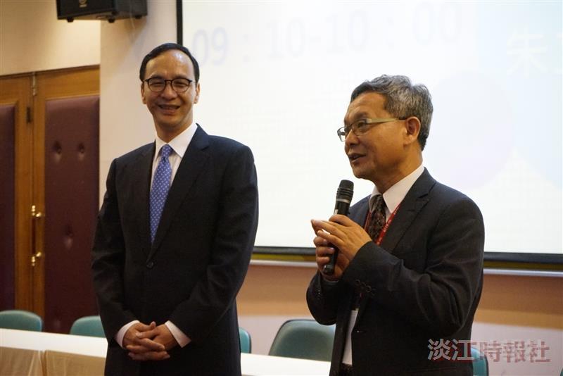淡江戰略學派年會暨第十五屆紀念鈕先鍾教授國際研討會