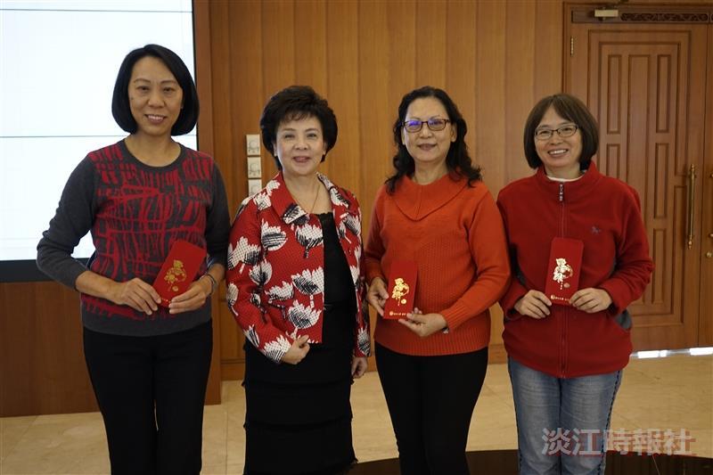 女教職員聯誼會第十二屆第二次會員大會